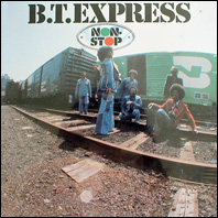B.T> express  Non-Stop (sealed original vinyl)