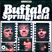 Buffalo Springfield, their self-titled debut album