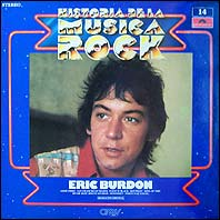 Eric Burdon & The Animals -- Historia de la Musica Rock 14