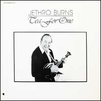 Jethro Burns - Tea For One vinyl record