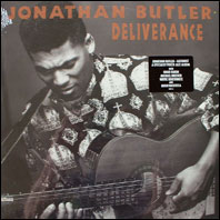 Jonathan Butler - Deliverance (sealed vinyl)