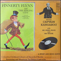 Finnerty Flynn And The Singing City (sealed original vinyl)