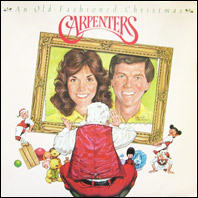 Carpenters - An Old-Fashioned Christmas (original vinyl)