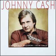 Johnn Cash - Columbia Records 1958-1986
