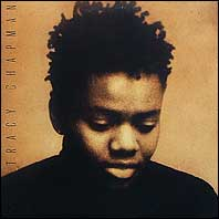 Tracy Chapman - self-titled debut album
