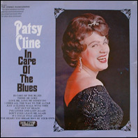 Patsy Cline - In Care Of The Blues (sealed vinyl)