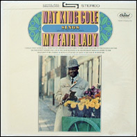 Nat King Cole Sings My Fair Lazdy (sealed vinyl)