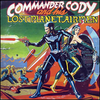 Commander COdy And His Lost Planet Airmen (original vinyl)