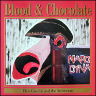 Elvis Costello - Blood & Chocolate