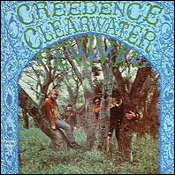Creedence Clearwater Revival self-titled