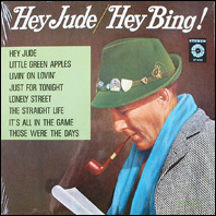 Bong Crosby - Hey Jude / Hey Bing (sealed vinyl)