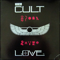 The Cult - Love - original vinyl
