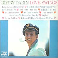 Bobby Darin  - Love Swings - original vinyl