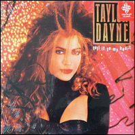 Taylor Dayne - Tell It To My Heart (sealed vinyl)