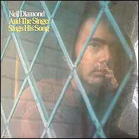 Neil Diamond - And The Singer Sings His Songs (sealed original vinyl)