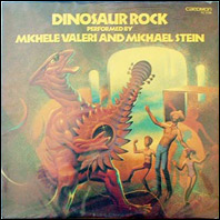 Valeri & Stein - Dinosaur Rock (sealed vinyl)