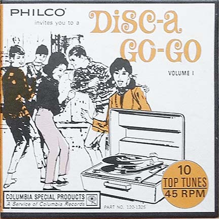 Disc-A Go-Go - rare Dylan single
