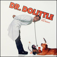 Dr. Dolittle (soundtrack with Eddie Murphy)