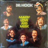 Dr. Hook - Makin' Love And Music (sealed vinyl)