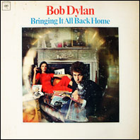 Bob Dylan - Bringing It All Back Home (2nd mono issue)