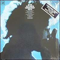 Dylan Greatest Hits mono sealed