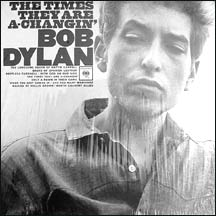 Bob DYlan - The Times They Are A-Changin' (2nd mono issue)