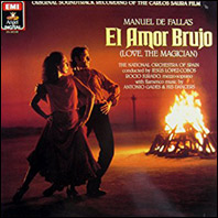 El Amor B rujo soundtrack