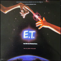 E.T. The Extra Terrestrial soundtrack