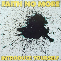 Faith No More - Introduce Yourself (original vinyl)