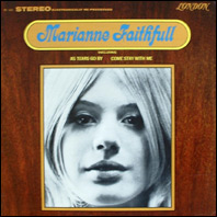 Marianne Faithfull original vinyl