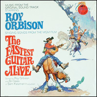 The Fastest Guitar Alive (soundtrack)