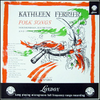 Kathleen Ferrier _ Folk Songs
