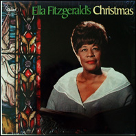 Ella Fitzgerald's Christmas (sealed vinyl)