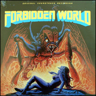 Forbidden World  original soundtrack