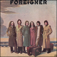Foreigner (original vinyl issue)
