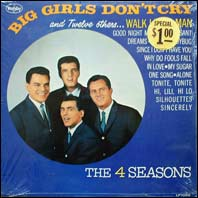 Four Seasons - Big Girls Don't Cry