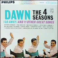 The Four Seasons _ Dawn (original vinyl)