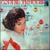 Connie Francis - Christmas In My Heart (sealed original vinyl)