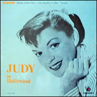 Judy Garland - Judy In Hllywood (sealed vinyl)