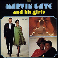 Marvin Gaye And His Girls (original vinyl)