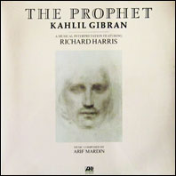 Richard Harris reads Gibran's The Prophet