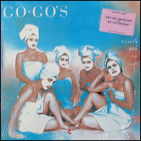 Go-Go's - Beauty And The Beat original vinyl