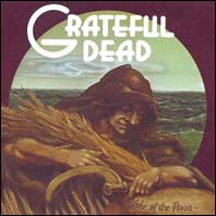 Grateful Dead - Wake of the Flood vinyl