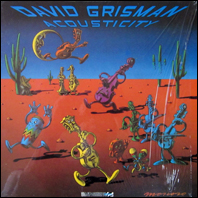David Grisman - Acousticity