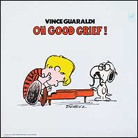 Vince Guaraldi - Oh Good Grief!