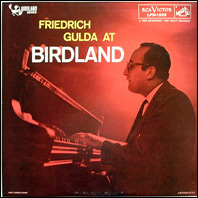 Friedrich Gulda at Birdland (original)