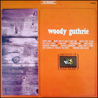 Woody Guthrie - Archive Of Folk Music