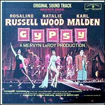 Gypsy soundtrack