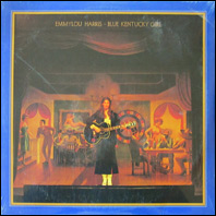 Emmylou Harris - Blue Kentucky Girl (sealed original vinyl)