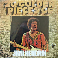 Jimi Hendrix - 20 Golden Pieces